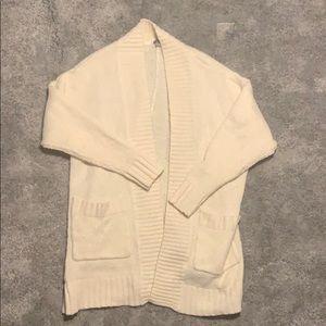 aerie oversize cardigan
